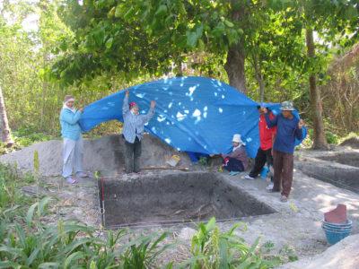 Noen Din: l'incubo delle foto di scavo senza macchie di sole