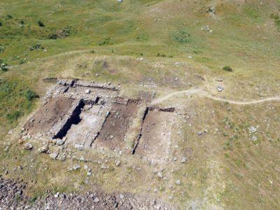 Fig. 2. Solak 1. Veduta della fortezza da est.