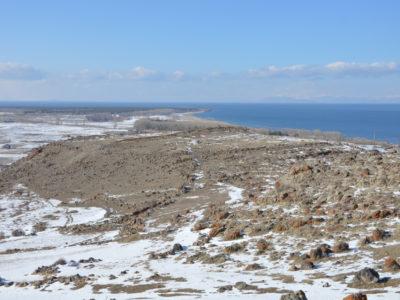 Fig. 3. Tsovinar. Vista generale della fortezza.