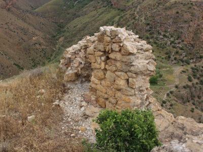 Fig. 8. Strutture medievali presso la fortezza di Arpi (VDP 012).