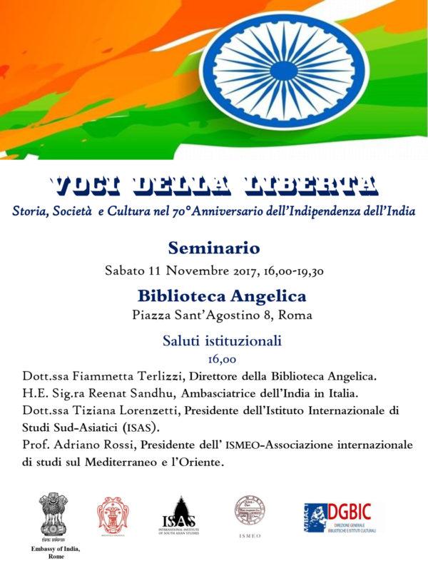 Seminario--11-Nov.-celebrando-l'-indipendenza-dell'India
