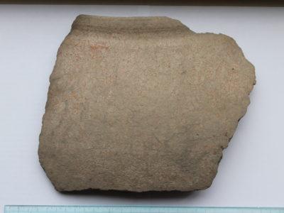 Olla di grandi dimensioni in ceramica fine di produzione medio asiatica (fine del III millennio o prima metà del II millennio a.C. - Shagalaly II).  Large jar in fine ware of Middle Asia production (end of the 3rd or first half of the 2nd millennium BC - Shagalaly II)