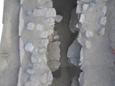Fotogrammetria della prima tomba collettiva LCG-1 – Photogrammetry of LCG-1