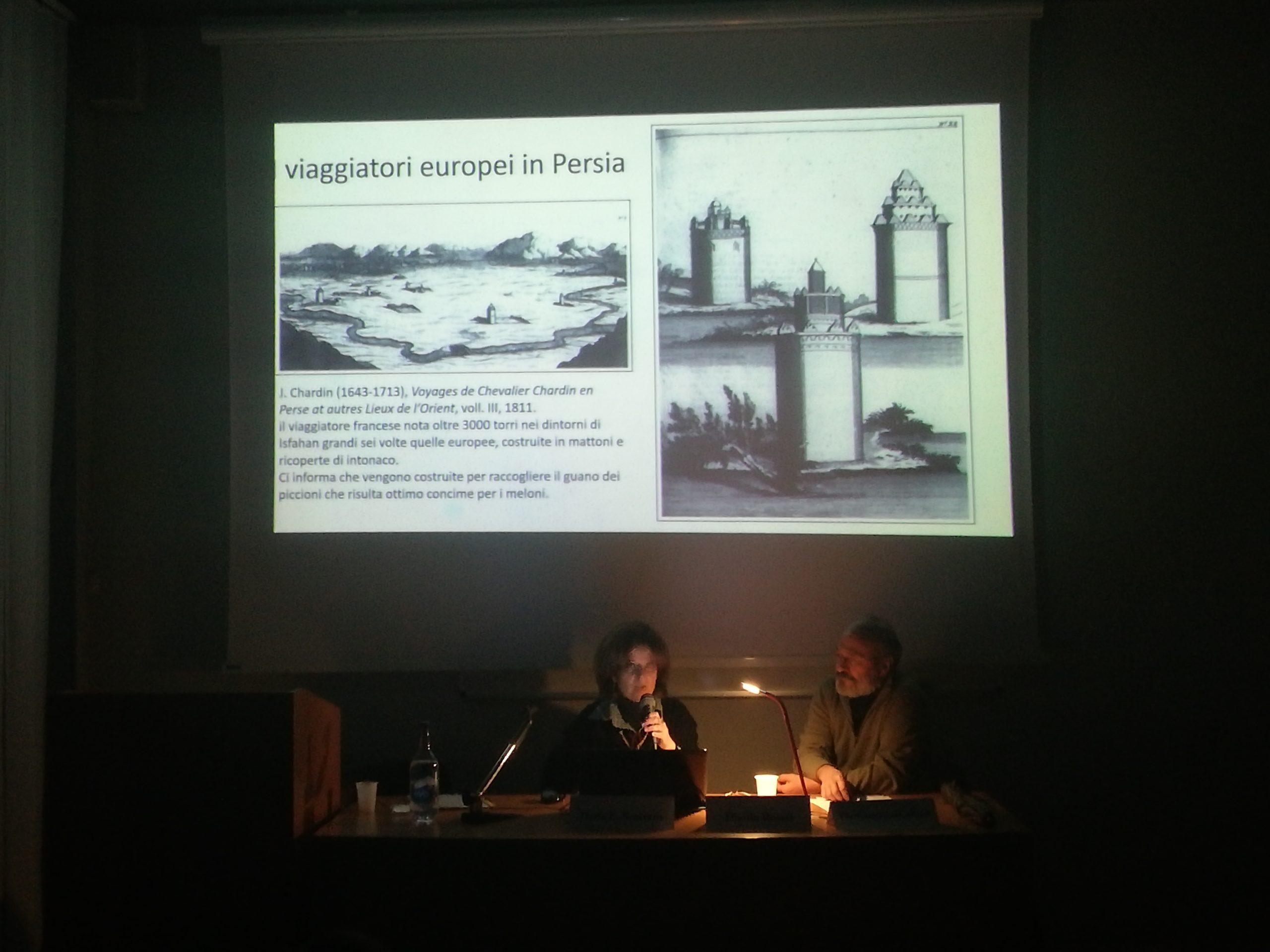 La dott.ssa Scerrato pone l'accento sulla tematica antropologica.